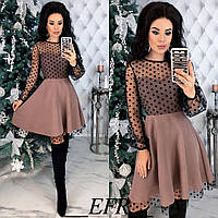 Женское нарядное платье в расцветках, фото 1