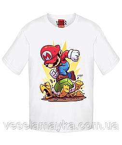 Футболка Mario 2
