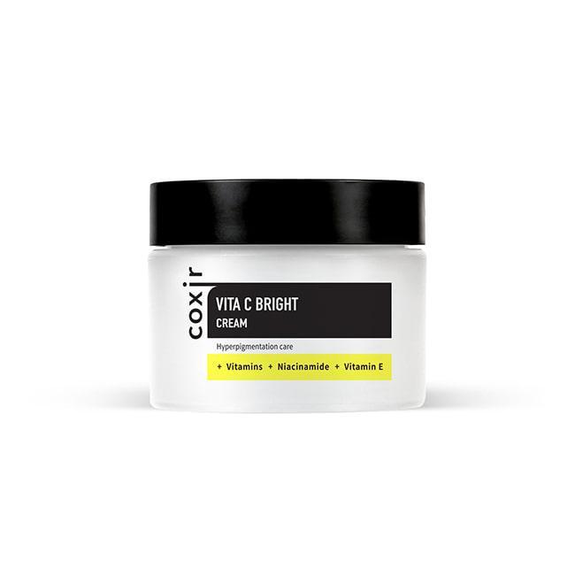 Осветляющий крем с высоким содержанием витаминов Coxir Vita С Bright Cream 50 мл