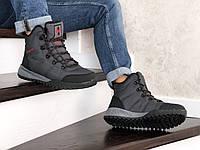 Стильные мужские ботинки из натурального нубука с 40 по 46 размер