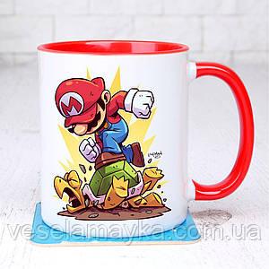 Чашка Mario 2