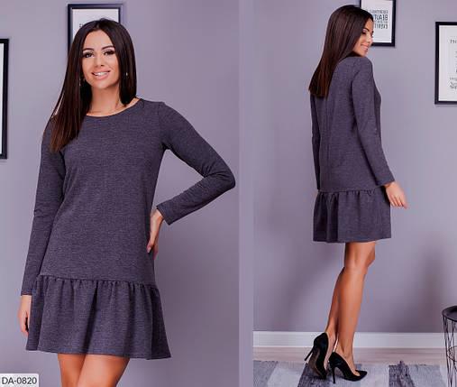 Сукня з воланом, фото 2
