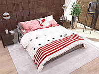 Півтораспальний постільний комплект - Міледі