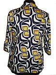 Женский пиджак с накладными карманами 70-3, фото 3