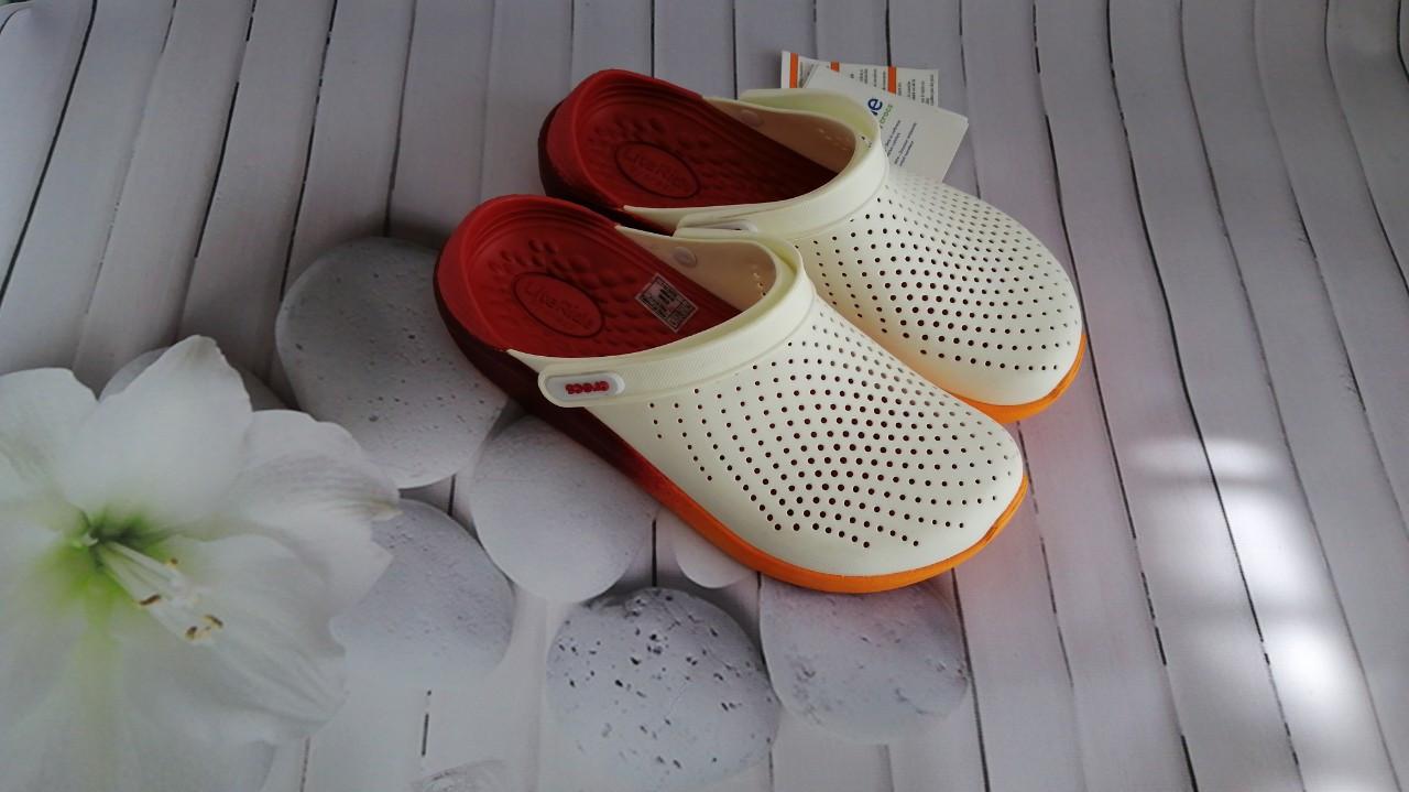 Кроксы летние Crocs LiteRide™ Clog 37 разм.