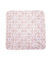Чехол на стул Узор на розовом Прованс  размер 34х34 см