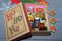 Подарочный новогодний набор НО-НО-НО, фото 1