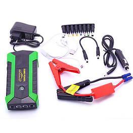 Пусковое зарядное устройство для автомобиля JUMP STARTER HZ25 Пусковой ток 300А