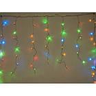 """[ОПТ] Внутрення новогодняя гирлянда-штора """"Бахрома"""", 480LED, 1,5 х 2м (синяя, цветная), фото 4"""