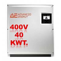 Трех фазный инвертор,AE 3TL 40.Мощность-40 кВт.