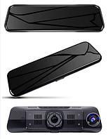 """Зеркало видеорегистратор Phisung H 58 PRO - регистратор навигатор экран- 10 """"IPS, 4 G, GPS, Car Assist, ADAS"""