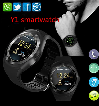 Смарт часы-телефон Smart Watch Y1