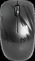 Мышь Defender Datum MM-035 Wireless Black (52035)