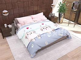 Півтораспальний постільний комплект - Шаузі
