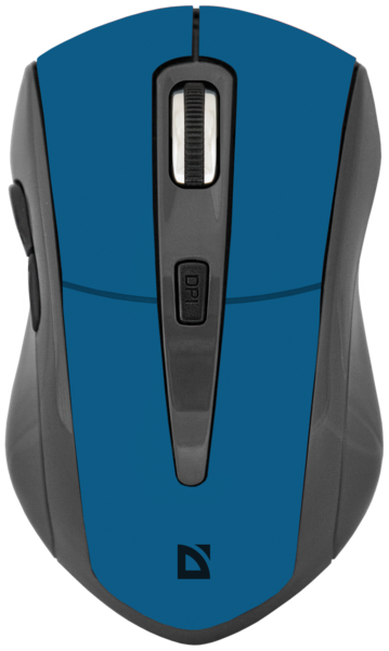 Мышь DEFENDER (52967)Accura MM-965 Wireless голубой