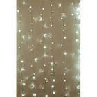 """[ОПТ]Вулична новорічна світлодіодна гірлянда Бахрома/Штора"""", 140LED, 3м*0.8 м, IP-44(тепла і холодна біла), фото 2"""