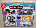 Трансформер Tobot 7 Міні Дельтатрон Mini Deltatron - висота 19 см, світло, звук, фото 3