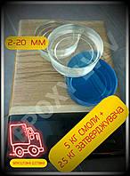Епоксидна смола для пошарових заливок+затверджувач (7,5 кг)/эпоксидная смола