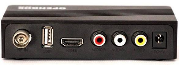 ТВ-тюнер Openbox T2-06 DVB-T2 HDMI, PVR, тв приставка, ресивер, цифровое телевидение, фото 3