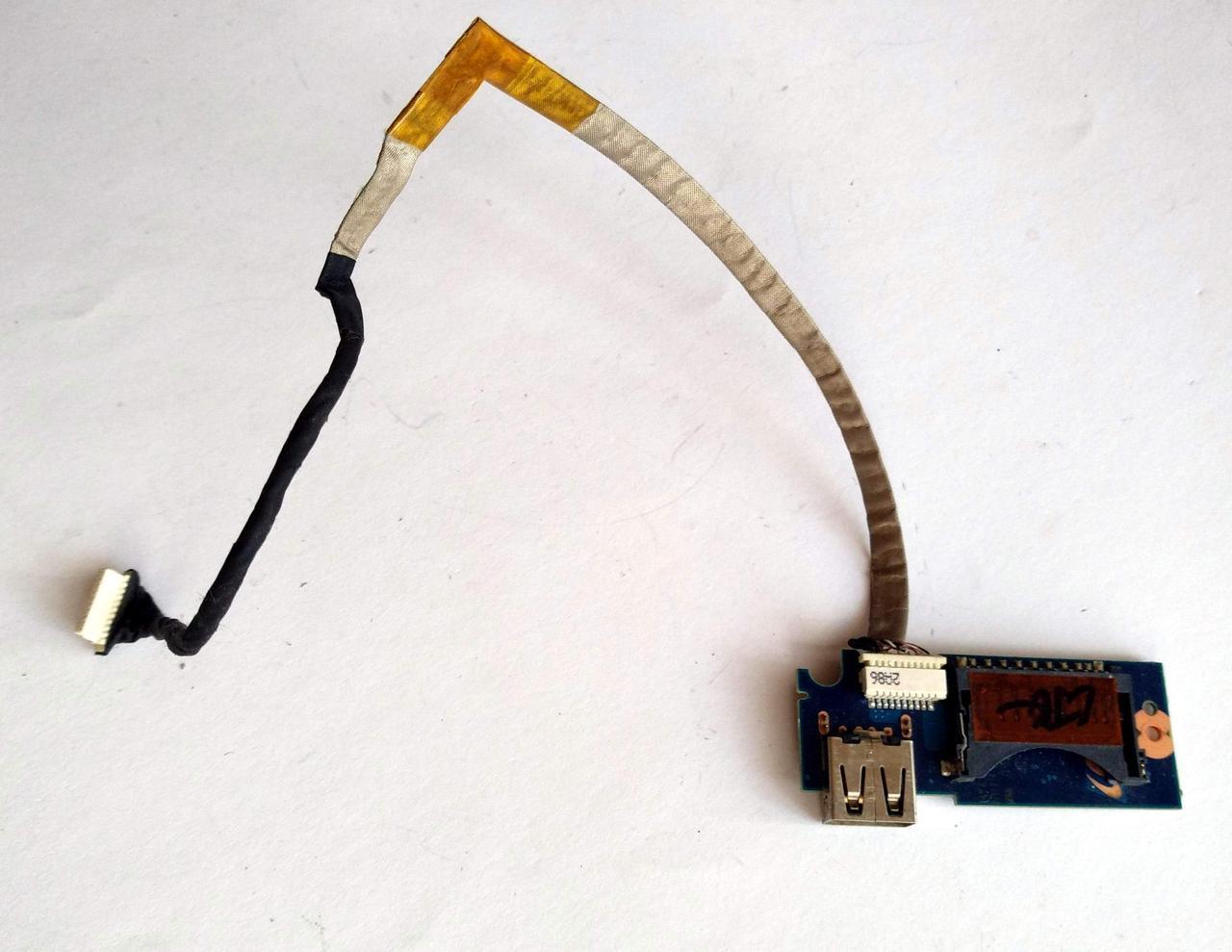 394 Кардридер + USB Samsung 535U 530U NP535U4C NP530U4C NP530U4B - BA92-10289A Lotus-14CML_USB_SUB