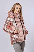 Mila Nova Куртка К-67 Розовый