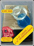 Епоксидна смола для пошарових заливок+затверджувач (9 кг)/эпоксидная смола