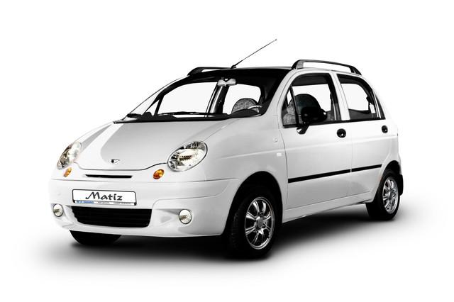Daewoo Matiz 1998-2008 гг.