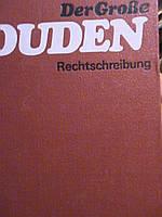 Der Grobe Duden. Лейпциг 1990
