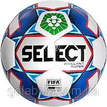 Мяч футбольный SELECT BRILLANT SUPER ПФЛ (размер 5)