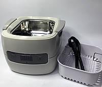 Ультразвуковой стерилизатор, мойка для дезинфекции инструментов Ultrasonic Cleaner CD-4801, обьем 1400мл, 60Вт