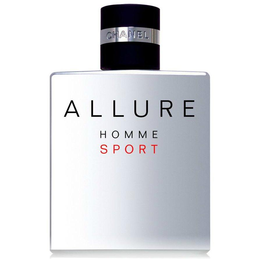 Оригінальна чоловіча парфумерія Chanel Allure Homme Sport