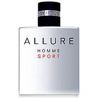 Мужская оригинальная парфюмерия Chanel Allure Homme Sport