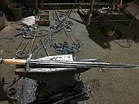 Меч викингов - ручная робота