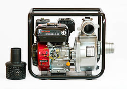 Мотопомпа WEIMA WMQGZ80-20 для полугрязной воды 52-15003, КОД: 1286641