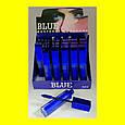 Супер удлиняющая и распушивающая Синяя тушь для ресниц BLUE, фото 2