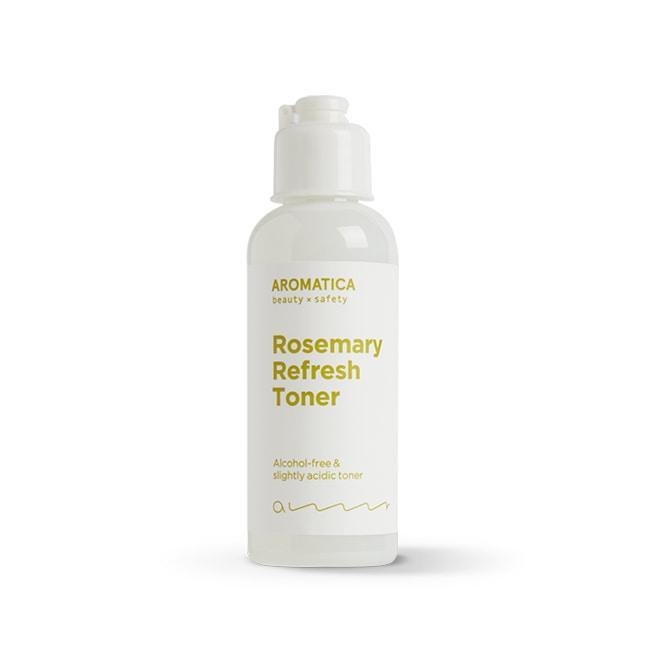 Освежающий тонер с розмарином Aromatica Rosemary Refresh Toner, 50 мл Корея