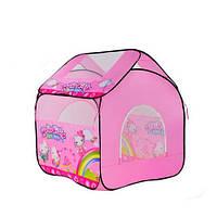 Палатка Hello Kitty M 3782 (98*98*10 см)