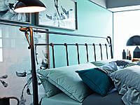Кованая кровать Juliet, двухспальная без изножья,  К2083