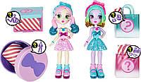 Набор сюрприз куколки с одеждой Ная и Дженни. Off the Hook Style, Naia & Jenni, Spin Master из США