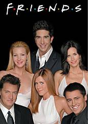Плакат Friends