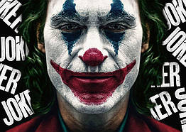 Плакат Joker (Joaquin Phoenix)