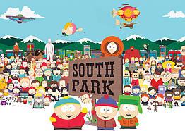 Плакат South Park