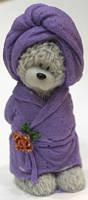 """Мыло ручной работы """"Мишка Тедди в халате"""""""