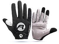 Велосипедные перчатки Arbot противоскользящие XL Черный