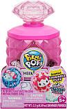 Сюрприз Пикми Попс, мягкая игрушка в бутылочке духов с блёстками, Pikmi Pops Cheeki Puffs, фото 5