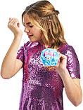 Сюрприз Пикми Попс, мягкая игрушка в бутылочке духов с блёстками, Pikmi Pops Cheeki Puffs, фото 9