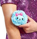 Сюрприз Пикми Попс, мягкая игрушка в бутылочке духов с блёстками, Pikmi Pops Cheeki Puffs, фото 10