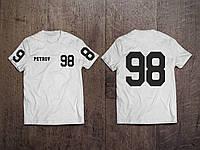 Мужская именная футболка ( Все ЦВЕТА ) №19