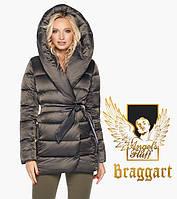 Воздуховик Braggart Angel's Fluff 31064 | Куртка женская зимняя капучино, фото 1