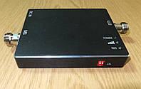 3G репитер усилитель HY-2070-W 2100 MГц 70 дБ 20 дБм, 300-500 кв. м. Регулировка.